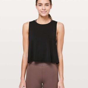 New Lululemon SoulCycle Ride & Reflect Tank Black
